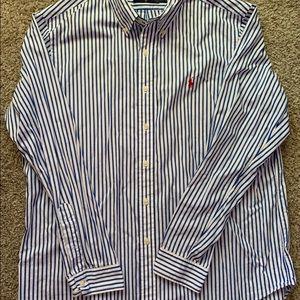 Ralph Lauren dress shirt  XL